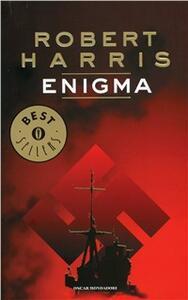Enigma - Robert Harris - copertina
