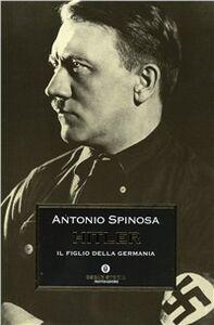 Libro Hitler Antonio Spinosa