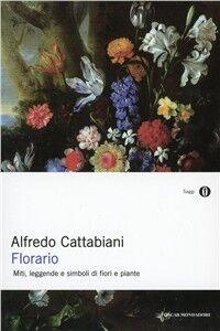 Libro Florario Alfredo Cattabiani
