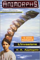 Copertina  L'invasione