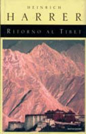 Copertina  Ritorno al Tibet