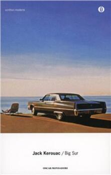 Big Sur - Jack Kerouac - copertina