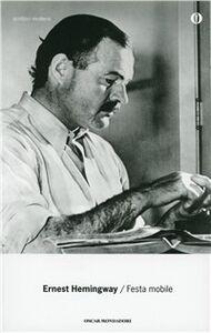 Libro Festa mobile Ernest Hemingway