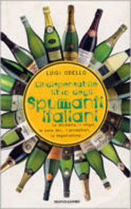 Libro L' indispensabile libro degli spumanti italiani Luigi Odello
