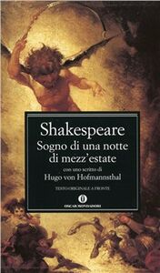 Libro Sogno di una notte di mezza estate William Shakespeare