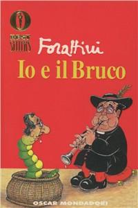 Libro Io e il bruco Giorgio Forattini