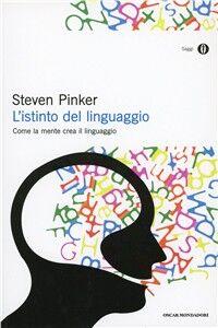 Libro L' istinto del linguaggio Steven Pinker