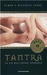 Libro Tantra Elmar Zadra , Michaela Zadra