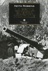 Libro La prima guerra mondiale Keith Robbins