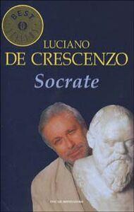 Libro Socrate Luciano De Crescenzo