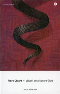 Libro I giovedì della signora Giulia Piero Chiara