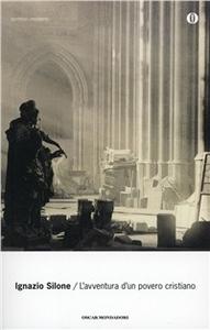 Libro L' avventura di un povero cristiano Ignazio Silone