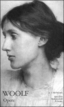 Opere - Virginia Woolf - copertina