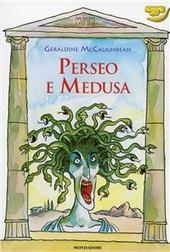 Copertina  Perseo e Medusa