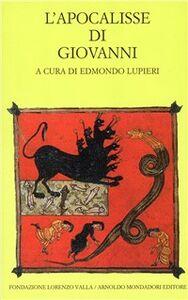 Foto Cover di L' Apocalisse di Giovanni, Libro di  edito da Mondadori