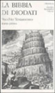 Libro La Sacra Bibbia. Vol. 1 Giovanni Diodati