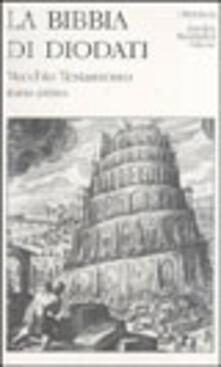 Milanospringparade.it La Sacra Bibbia di Diodati. Vol. 1 Image