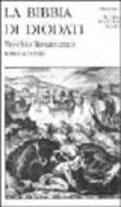 Foto Cover di La Sacra Bibbia. Vol. 2, Libro di Giovanni Diodati, edito da Mondadori