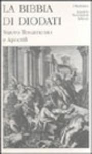 Libro La Sacra Bibbia. Vol. 3 Giovanni Diodati