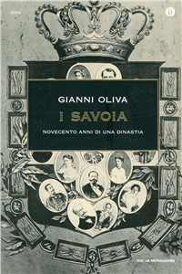 Libro I Savoia Gianni Oliva