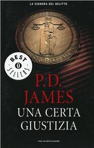Libro Una certa giustizia P. D. James