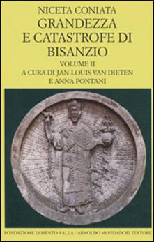 Filmarelalterita.it Grandezza e catastrofe di Bisanzio. Testo greco a fronte. Vol. 2: Libri IX-XIV. Image