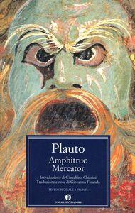 Foto Cover di Mercator-Anfitrione, Libro di T. Maccio Plauto, edito da Mondadori