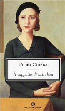Il cappotto di astrakan - Piero Chiara - copertina