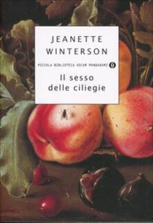 Il sesso delle ciliegie - Jeanette Winterson - copertina