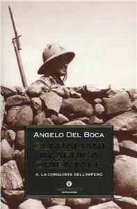 Libro Gli italiani in Africa orientale. Vol. 2 Angelo Del Boca