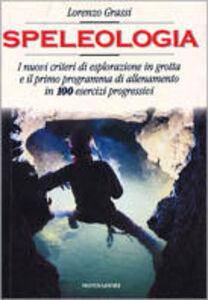 Libro Speleologia
