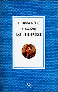 Libro Il libro delle citazioni latine e greche
