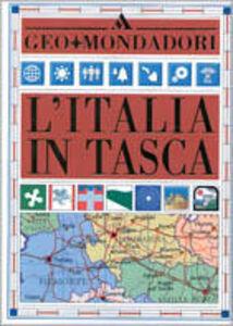 Libro L' Italia in tasca