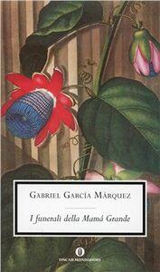 Libro I funerali della Mamá Grande Gabriel García Márquez