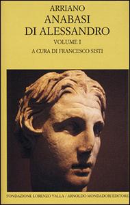 Libro L' anabasi di Alessandro. Testo greco a fronte. Vol. 1 Flavio Arriano