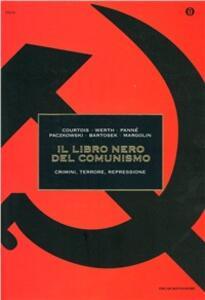 Il libro nero del comunismo - copertina