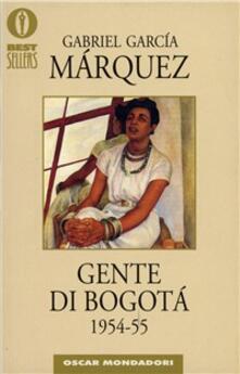 Associazionelabirinto.it Gente di Bogotà. 1954-55 Image