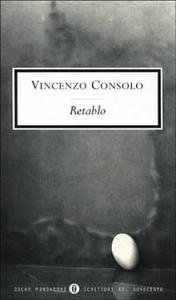 Libro Retablo Vincenzo Consolo