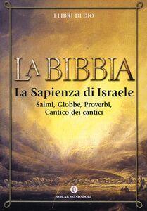 Libro La Bibbia. Vol. 3: La sapienza di Israele.