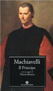 Foto Cover di Il principe, Libro di Niccolò Machiavelli, edito da Mondadori