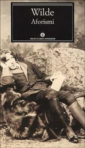 Libro Aforismi Oscar Wilde