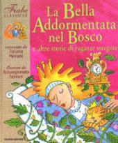 Copertina  La bella addormentata nel bosco e altre storie di ragazze stregate