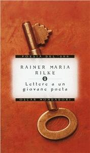 Lettere a un giovane poeta - Rainer Maria Rilke - copertina