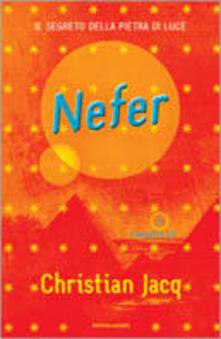 Winniearcher.com Nefer. Il segreto della pietra di luce Image