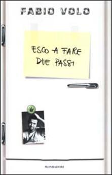 Esco a fare due passi - Fabio Volo - copertina