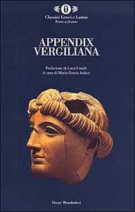 Libro Appendix vergiliana