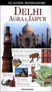 Libro Delhi, Agra, Jaipur