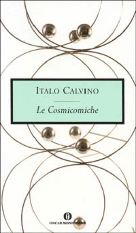 Le cosmicomiche - Italo Calvino - copertina