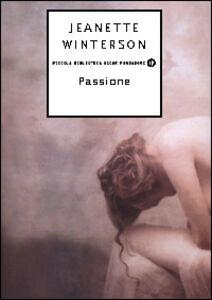 Libro Passione Jeanette Winterson