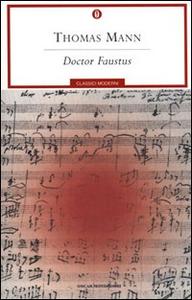 Libro Doctor Faustus Thomas Mann